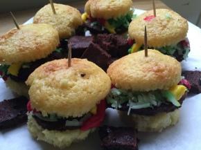 Cheeseburger Muffins. Huh?