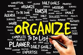 How Organizing your life can lead to Savings
